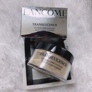 Lancome Translucence Silky Loose Powder shade #100 0.5oz 15mL Full Size New
