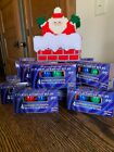 Lot 48 Vintage Christmas C 7-1/2 Replacement Light Bulbs Multicolor 12 Boxes 4ea