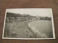 Early Kent postcard - Scene from the cliffs - Broadstairs