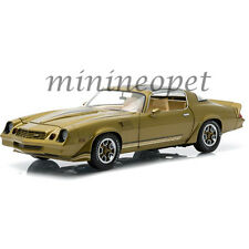 GREENLIGHT 12907 1981 CHEVROLET CAMARO Z/28 1/18 DIECAST MODEL CAR GOLD