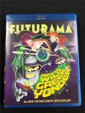 Futurama - Into the Wild Green Yonder Blu-ray Disc Checkpoint Sensormatic Wide