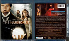 Blu-ray Edward Norton THE ILLUSIONIST Jessica Biel Paul Giamatti WS SE Region A