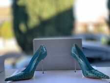 Gianmarco Lorenzi Sexy Pumps Heels Shoes New Size 7