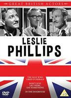 Leslie Phillips - Triple Coffret (3 Fims ) DVD Neuf DVD (STW0131)
