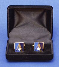 ANSETT AUSTRALIA CUFF LINKS SET