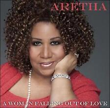 NEW - A Woman Falling Out of Love by FRANKLIN,ARETHA