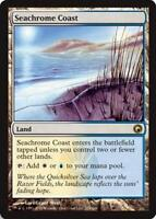 Seachrome Coast FOIL x1 Magic the Gathering 1x Scars of Mirrodin mtg card rare