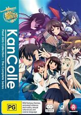 Kancolle: Kantai Collection Complete Series = NEW DVD R4