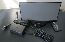 Bose SoundDock Series 1 Audio Dock Speaker with Remote and Power Adapter