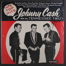 JOHNNY CASH: His Top Hits LP Sealed (Europe) Comedy