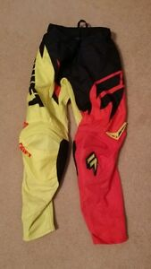 Shift MX dirt bike pants