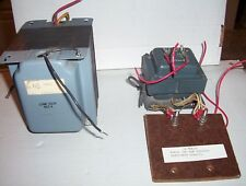 2 - 24 Volt Power Supplies for LOW VOLTAGE Light Switching RELAYS