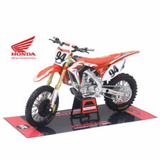 New Ray 1:12 Ken Roczen #94 HRC Honda CRF 450 Die Cast Toy Model Motocross Red