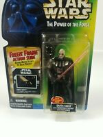 Kenner Star Wars Power of the Force Freeze Frame Darth Vader 1997 Action Figure