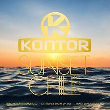 Kontor Sunset Chill 2017   3CDs Blank & Jones Phonique Neu OVP