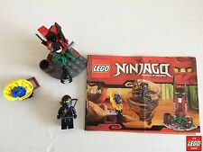 LEGO Ninjago 2516 Ninja Training Outpost - 100% Complete & Excellent Condition
