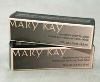 Mary Kay Nourishine Plus Lip Gloss CHOOSE YOUR SHADE/COLOR New NIB