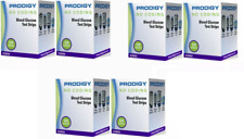 300 Prodigy No Coding Blood Glucose Test Strips (6 boxes) exp 07/12/2021