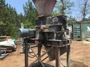 Pennsylvania hammermill JRT 1-CRUSHER