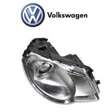 For Volkswagen Eos 2007-2011 Passenger Right Headlight Assembly Halogen Genuine