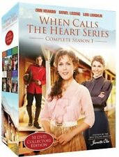 WHEN CALLS  THE HEART - COMPLETE SEASON 1 w/ Bonus Movies - Hallmark Channel one