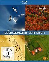 Deutschland von oben Teil 1 & 2 [Blu-ray] | DVD | Zustand sehr gut
