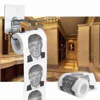 3 ply 150 Sheet Home Toilet Tissue Roll Donald Trump Toilet Paper Soft Printed