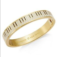 Kate Spade So Well Versed Piano Bangle Bracelet NWT For Piano Lover