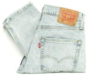 Levi's 512 Mens Slim Tapered Leg Jeans 30 x 31