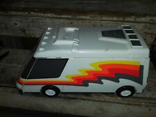 Vintage 1991 Galoob Micro Machines Super City Van RV Camper Playset (rare)