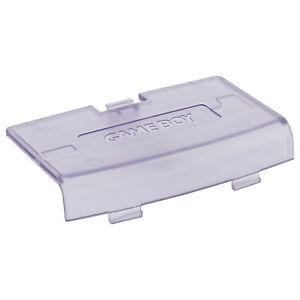 Battery cover for Game Boy Advance Nintendo door - Atomic Purple | ZedLabz