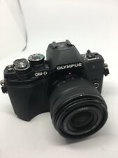Olympus OM-D E-M10 Mark III - black, body only, excellent condition
