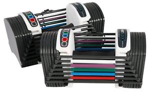 PowerBlock Sport 24 Adjustable Dumbbell 24 lbs (Set of 2)