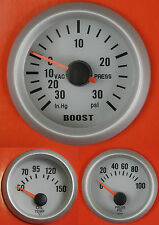 S4 Universal Oil Pressure + Oil Temp + Boost gauge (Psi) kit/Project /Track car