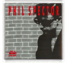 PHIL SPECTOR BACK TO MONO 1991 LP COVER FRIDGE MAGNET IMAN NEVERA
