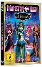 Monster High - 13 Wünsche - DVD - FSK 6