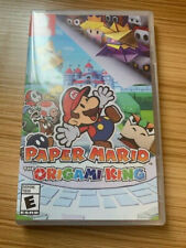 Paper Mario: The Origami King Nintendo Switch - Brand New US Version SHIPS FREE