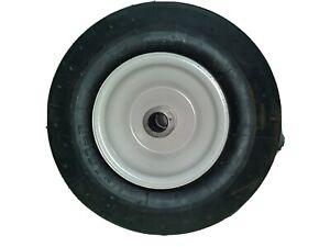 Lawn mower Tire and Rim 11x4.00-5 Straight Rib MTD 11 x 4 x 5 Cub Cadet RZT MTD