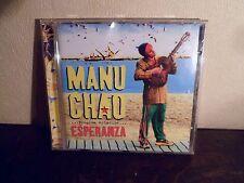 ALBUM CD - MANU CHAO - Proxima Estacion ESPERANZA - 2 PHOTOS