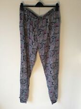 Dorothy Perkins Viscose Loose Fit Trousers for Women