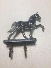 Vintage Metal Horse Gaited Walking Horse Hood Ornament