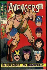 Avengers #38 VF