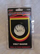 SuperPro Volt Gauge #2460