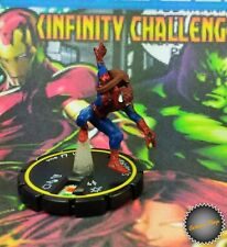 Heroclix ultimates #040 spider-man Yellow Marvel Dc Super Heros Wizkids