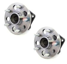 Pair Set 2 Rear WJB Wheel Bearing and Hub Assies Kit for Toyota Sienna 1998-2003