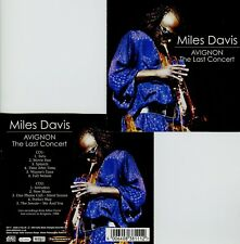 MILES DAVIS  Avignon , the last concert / 2 CD