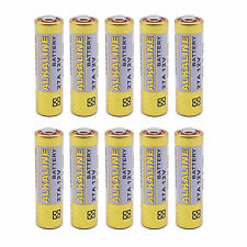 10 pc 27A 12V Alkaline Battery MN27 A27 L828 V27GA Toy Remote Security Alarm