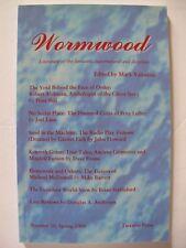 Mark Valentine [Ed.] - WORMWOOD No. 10 (Spring 2008) – Tartarus Press
