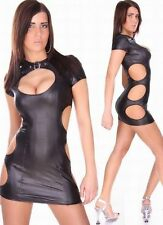 Leather Clubwear Hand-wash Only Clothing for Women