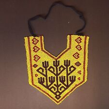 Belly Dance Bellydance Kuchi Tribal Beaded NECKLACE 805u4